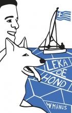 Willard  Manus Leka de hond