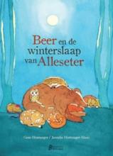 Guus  Houtzager Beer en de winterslaap van Alleseter