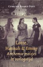 Corrine Baard-Post , Lotte, Hannah en Emmy