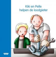 J. Lodeweges , Kiki en Pelle helpen de loodgieter
