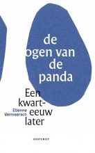 Etienne  Vermeersch De ogen van de panda