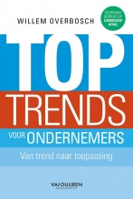 Willem Overbosch Toptrends voor ondernemers