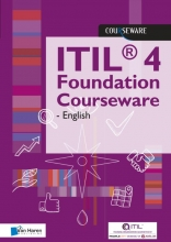 Van Haren Learning Solutions , ITIL® 4 Foundation Courseware - English