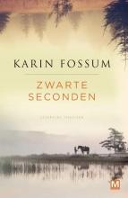 Karin  Fossum Zwarte Seconden
