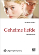 Suzanne  Peters Geheime liefde - grote letter uitgave
