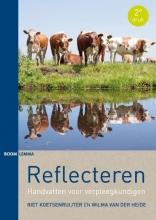 Riet  Koetsenruijter, Wilma van der Heide Reflecteren