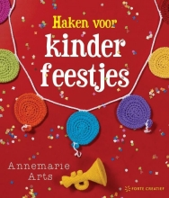 Annemarie  Arts Haken voor kinderfeestjes