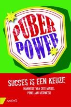 Hanneke van der Marel, Pons Jan  Vermeer Puberpower