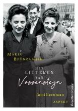 Maria Boonzaaijer Het litteken van Vossensteyn GLB