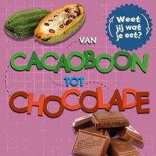 Sarah Ridley , Van cacaoboon tot chocolade