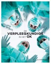 Jo Vrancken , De verpleegkundige in het OK
