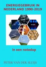 Peter Van der Sluijs , Energiegebruik in Nederland 1990-2019