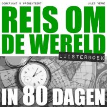 Verne, Jules Reis om de wereld in 80 dagen