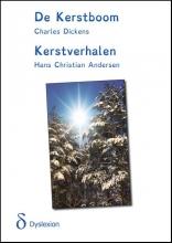 Charles  Dickens, Hans Christian  Andersen De Kerstboom/Kerstverhalen- dyslexie uitgave
