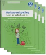Werkwoordspelling Leer- en Oefenboeken groep 7 - Compleet pakket