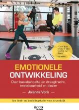 Jolanda Vonk , Emotionele ontwikkeling: over basisbehoefte en draagkracht, kwetsbaarheid en plezier