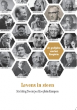 Stichting Steentjes Koeplein Kampen , Levens in steen
