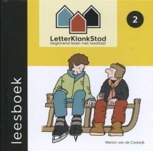 Marion van de Coolwijk , LetterKlankStad Leesboek 2