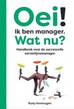 Rudy Vanheygen , Oei! Ik ben manager. Wat nu?
