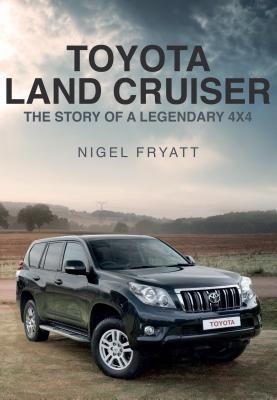 Nigel Fryatt,Toyota Land Cruiser