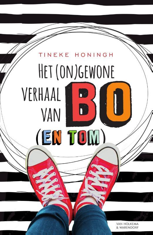 Tineke Honingh,Het (on)gewone verhaal van Bo (en Tom)