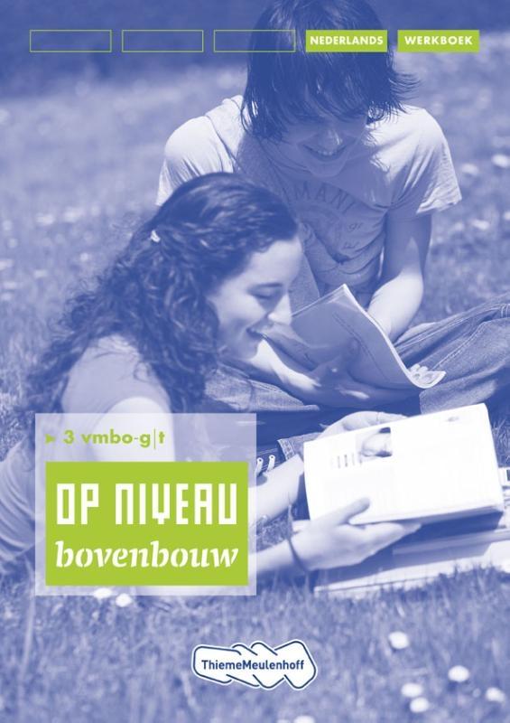 Ruud Kraaijeveld,Op niveau 3 vmbo-g/t Werkboek