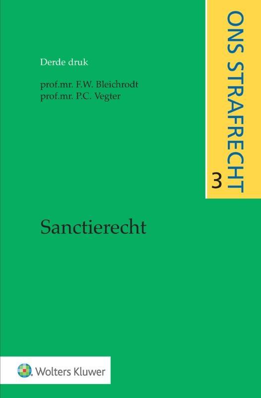 F.W. Bleichrodt,Sanctierecht