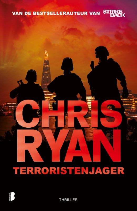 Chris Ryan,Terroristenjager