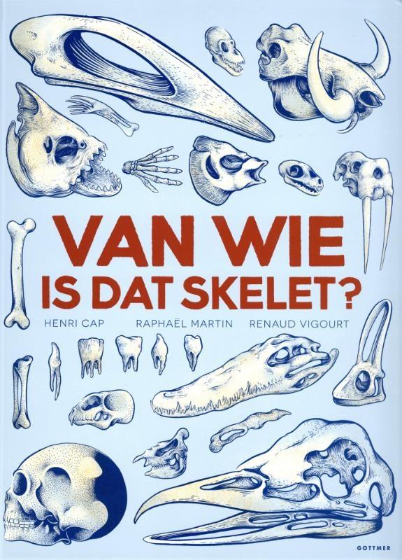 Henri Cap, Raphaël Martin, Renaud Vigourt,Van wie is dat skelet?