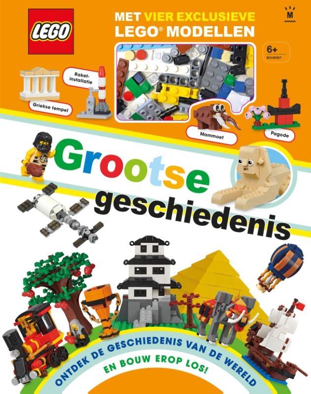 ,LEGO Grootse geschiedenis