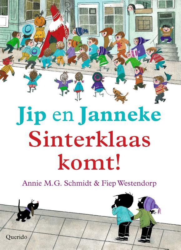 Annie M.G. Schmidt,Sinterklaas komt!