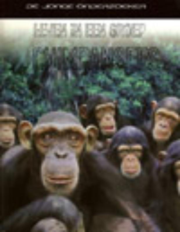 Richard Spilsbury, Louise Spilsbury,Leven in een groep chimpansees