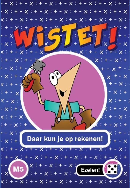 Jessica van der Straaten, Bart Heinsbroek,Wistet! Ezelen M5