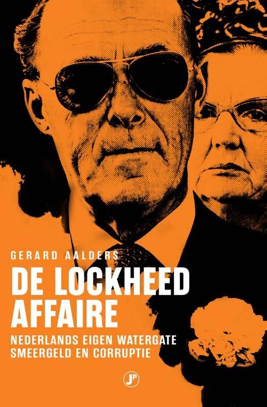 Gerard Aalders,De Lockheed-affaire