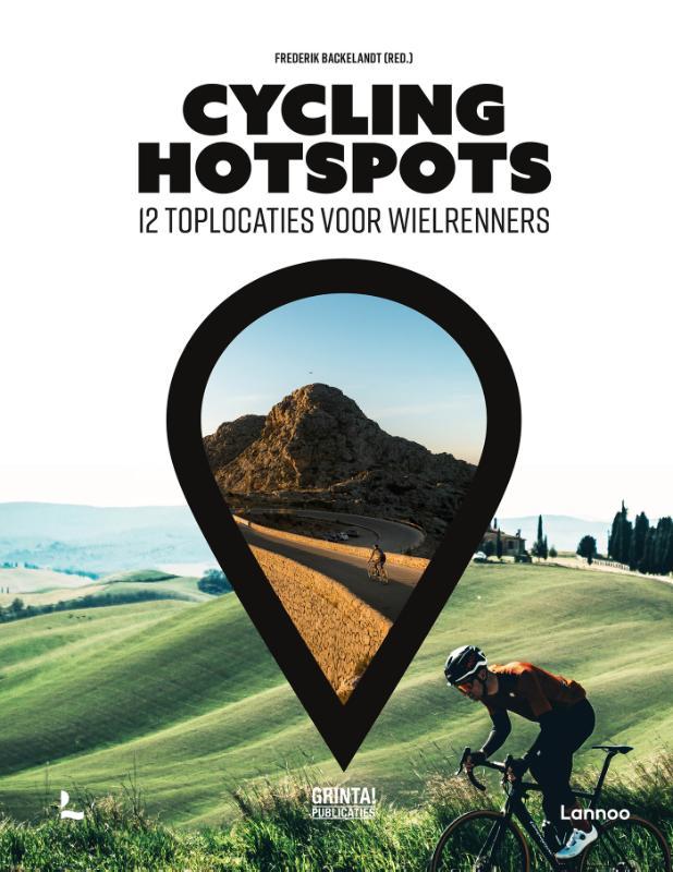 Frederik Backelandt,Cycling hotspots