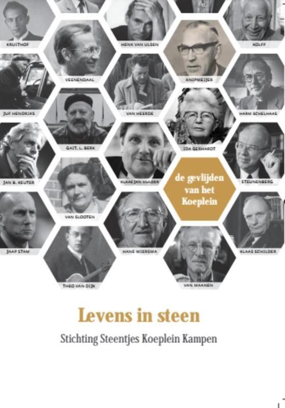 Stichting Steentjes Koeplein Kampen,Levens in steen