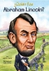 Pascal, Janet B.,Quien Fue Abraham Lincoln? = Who Was Abraham Lincoln?