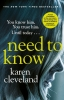 Cleveland Karen,Need to Know