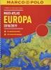 ,MARCO POLO Maxi-Atlas Europa 2018/2019