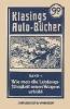 Kayser, August,Klasings Auto-B?cher Band 3