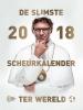 ,<b>De Slimste Scheurkalender ter Wereld</b>
