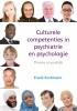 Frank  Kortmann, ,Culturele competenties in psychiatrie en psychologie