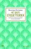 <b>Beatrijs  Ritsema</b>,Het grote Etiquetteboek