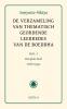Jan de Breet, Rob  Janssen, ,De verzameling van thematisch geordende leerredes deel 5-het grote deel (Maha-Vagga)