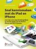 Uithoorn Studio Visual Steps,Snel kennismaken met de iPad en iPhone (met iOS 10)