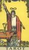 ,Het klassieke tarotspel van A.E. Waite klein formaat - met Nederlandse tekst