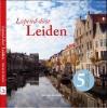 Diana van den Driessche,Lopend door Leiden