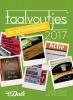 <b>Vellah  Bogle, Inger  Hollebeek</b>,Taalvoutjes – de scheurkalender 2017