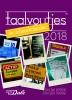 Inger  Hollebeek Vellah  Bogle,Taalvoutjes - de scheurkalender 2018