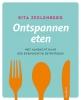 Rita  Zeelenberg ,Ontspannen eten